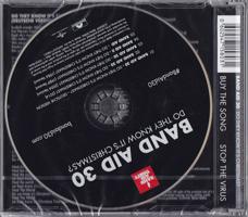 Band Aid 30 DE CD maxi version featuring Roger Taylor