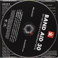 Band Aid 30 EU version featuring Roger Taylor