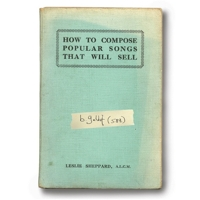Bob Geldof How to Compose Popular Songs that Will Sell featuring Roger Taylor