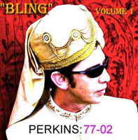 Perkins Bling volume 1 featuring Roger Taylor