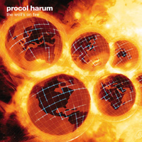 Procol Harum Well's On Fire featuring Roger Taylor