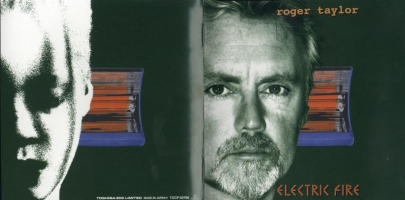 Roger Taylor Electric Fire