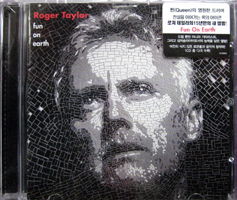 Roger Taylor Fun on Earth KR front