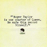 Roger Taylor I Wanna Testify