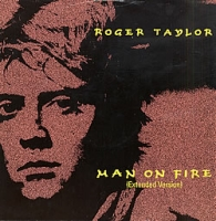 Roger Taylor Man On Fire