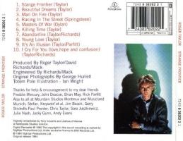 Roger Taylor Strange Frontier