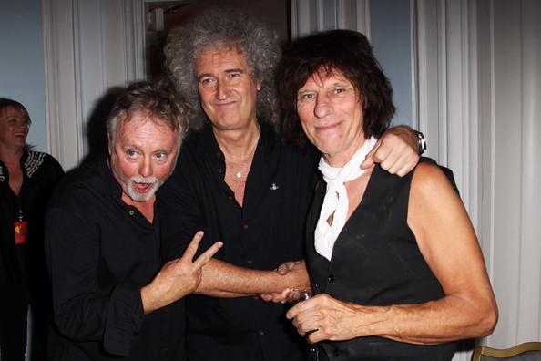 Jeff+Beck+Freddie+Day+65th+Birthday+Anniversary 2011