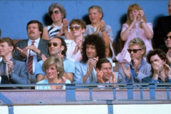 queen + live aid + 1985