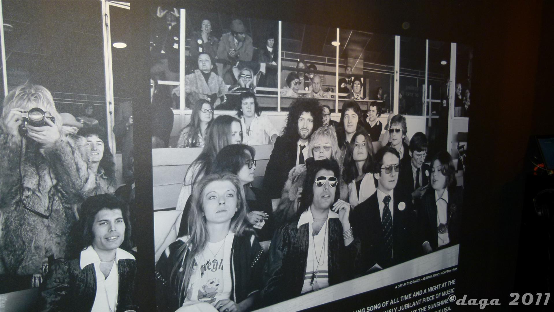 Queen Roger Taylor 2011 London Exhibition --032
