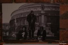 Queen Roger Taylor 2011 London Exhibition --002