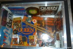 Queen Roger Taylor 2011 London Exhibition --023