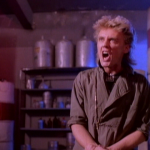 Roger Taylor Man on Fire Vid snap