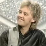 Roger Taylor on Pop Quiz in 1981