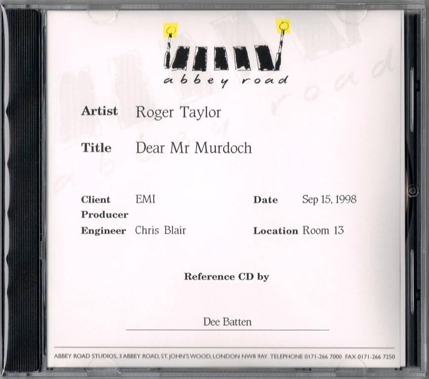 dear mr murdoch (Medium)
