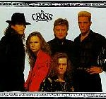 The Cross 1990 Press Card front