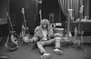 roger taylor guitars
