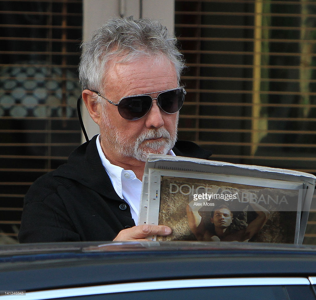 Porsche Panamera Roger Taylor Beyond Queen Solo And