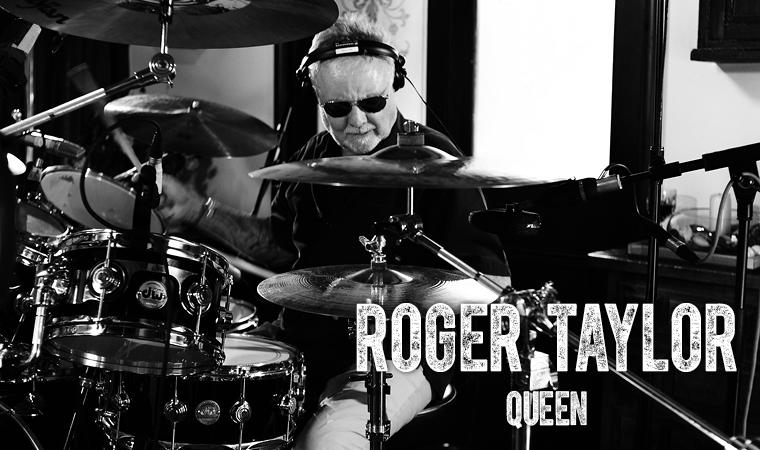 The Grange Drummer Roger Taylor (c) Spitfire Audio