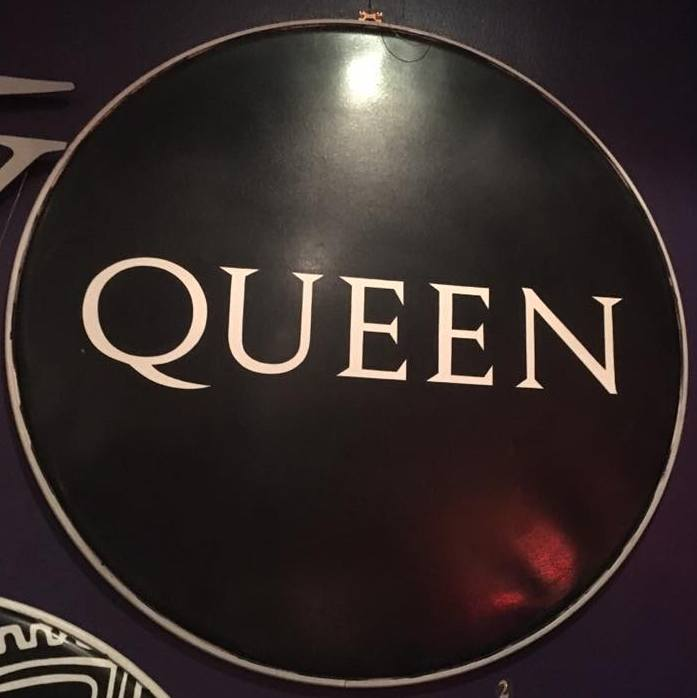 Bass Drumhead – Roger Taylor beyond Queen – solo and with The Cross