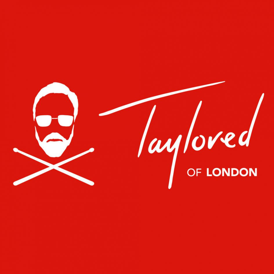"""88c537dfff6c Roger Taylor team launched today his own range of clothes called """"Taylored"""".  First available are Full Front Print T-Shirt"""